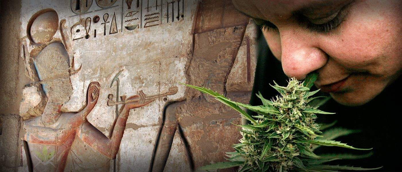 Earliest Record of Cannabis Use
