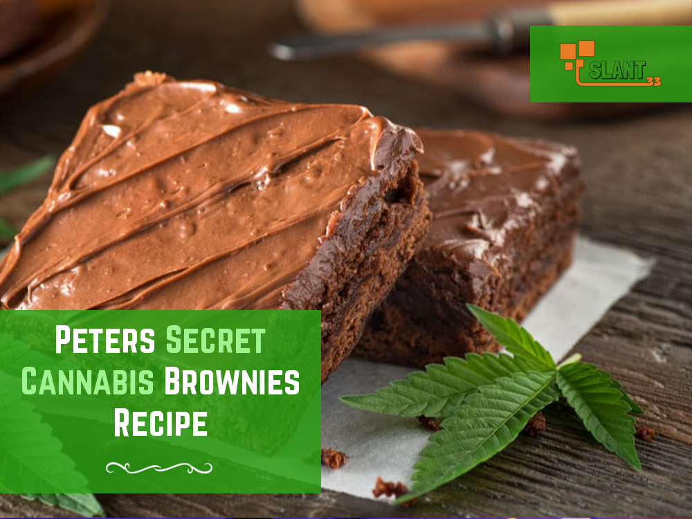 peters best pot brownies