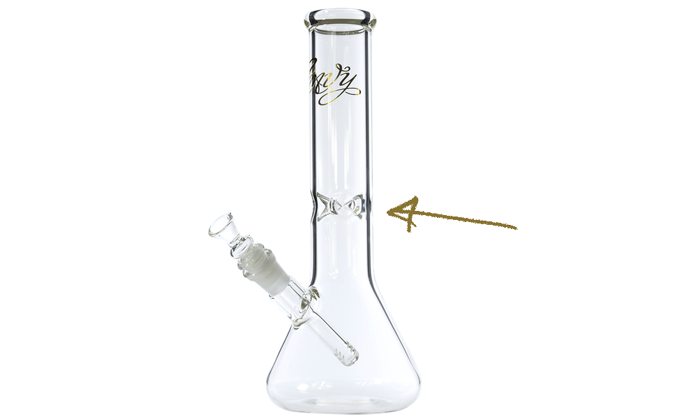 what is a bong ice catcher