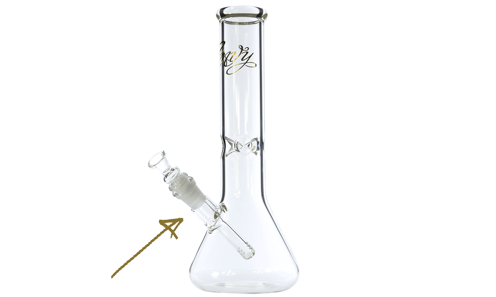 what is bong stem